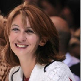 Flavia Colli Franzone direttore responsabile di Italian Shoes